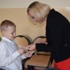 Sztutowo. Jasełka. Nagrody dla uczniów. Wigilia - 22.12.2016