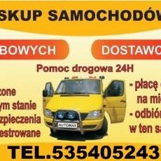 Skup Aut tel.535405243 Malbork,Sztum,Dzierzgoń,Kwidzyn,Gniew,Pelplin,Tczew całe województwo darmowy dojazd wycena