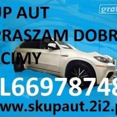 Skup Aut t.669787480 Osobowe,Dostawcze,Terenowe,Autokary,Autobusy i wszystkie inne pojazdy całe uszkodzone bardzo dobre
