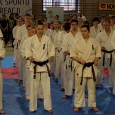 Zawodnicy Malborskiego Klubu Kyokushin wrócili z Mistrzostw z 5 medalami.…
