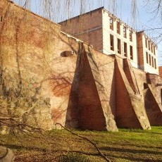Budowa kamienic na Starym Mieście w Malborku. Zobacz postęp prac Marzec…