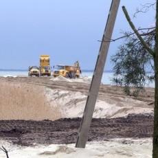 Budowa drogi wodnej łączącej Zalew Wiślany z Zatoką Gdańską - Marzec…